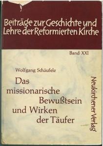 Cover - Schäufele