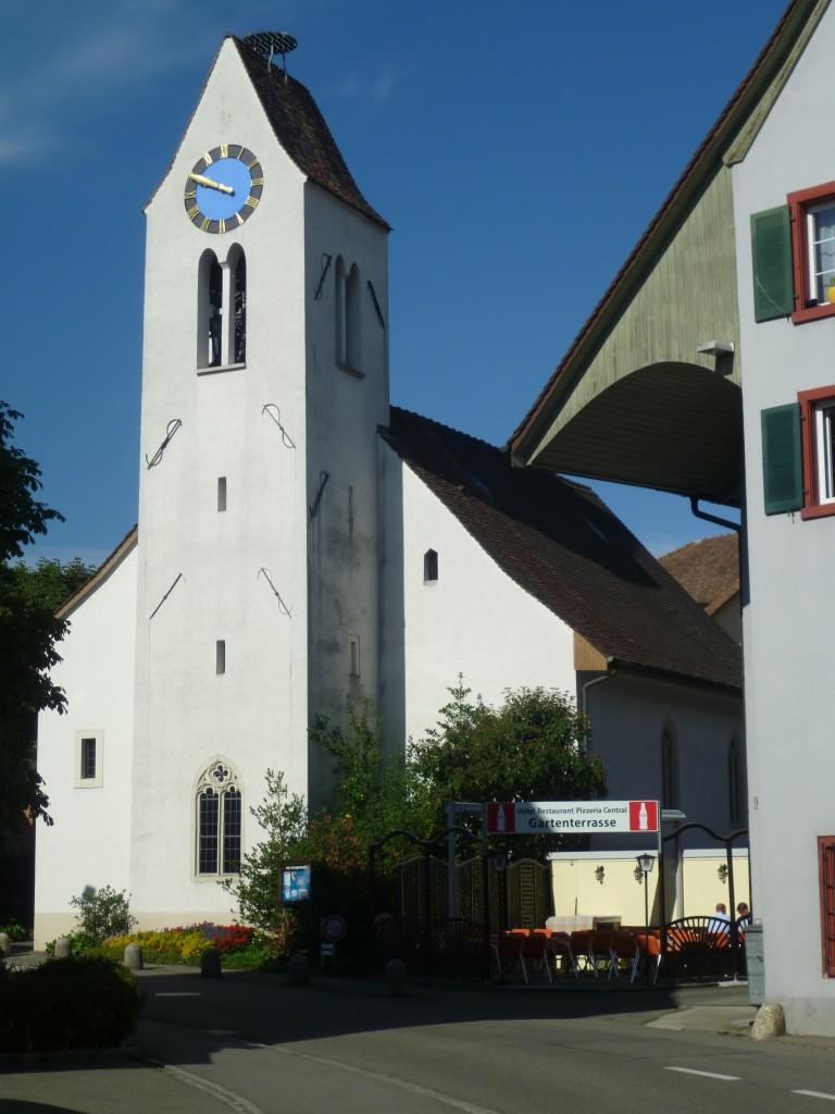 Kirche von Frenkendorf