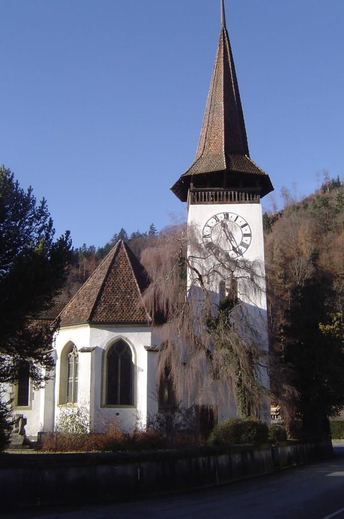 Kirche von Ober-Diessbach