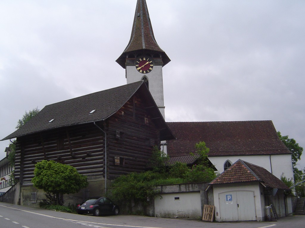 Reformierte Kirche in Biglen